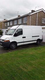 Renault Master Van Great Van