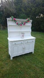 Distressed Vaudeville Style Dresser