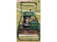 Atco royale b24 rideon mower