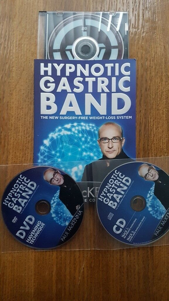hypnotic gastric band the new surgery free weight loss system