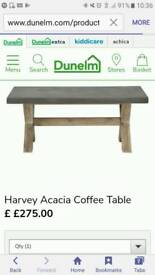 Harvey Arcadia Coffee Table