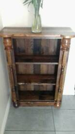 Russtic handmade bookcase