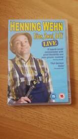 Henning Wehn Live Stand Up Dvd