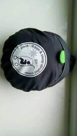 Koo Di Pack It Sun and Sleep Stroller Cover
