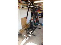York 3001 multi gym 95.5kg stack
