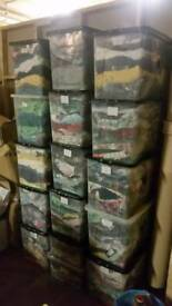 Huge wholesale parcel of Quiksilver clothing plus much more.