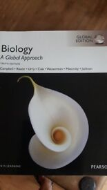Biology A Global Approach (tenth edition) PEARSON