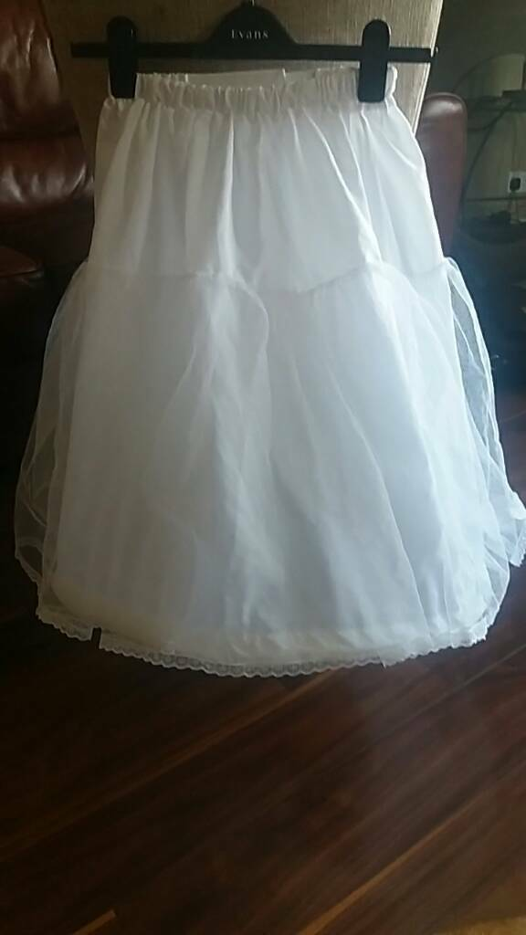 Hoop underskirt ideal for bridesmaid or communion dress | in East ...