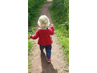 2 year old is looking for friendly fun German-speaking childcare