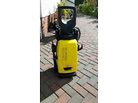 Lavor Super Wash Power Washer 160 with patio cleaner