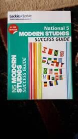N5 Modern Studies Success Guide