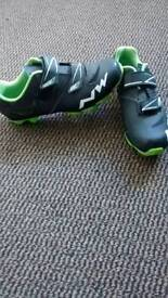 Northwave cyclo-cross cycling shoe size 38