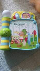 In the night garden musical book