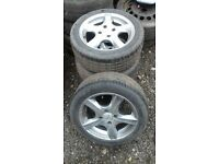 alloy wheels came off escort great tyers 4x108 pcd