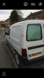 Citron van 2.0 hdi got some bangs & bumps,new mot,good little work horse,no longer needed ,swop why?