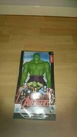 The Hulk Figure