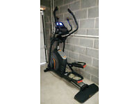 Nordic Track E12.2 Front Drive Elliptical Cross Trainer with Powered Intensity Ramp - As New