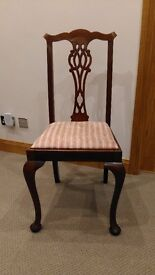Dining chairs for upholstery project