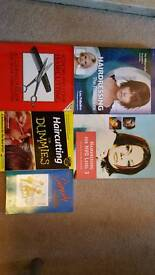 Five Hairdressing Books NVQ Level 2 and 3
