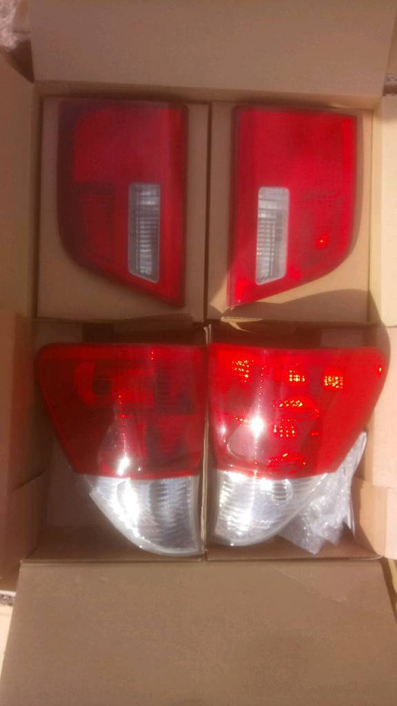 Bmw x5 e53 rear lights
