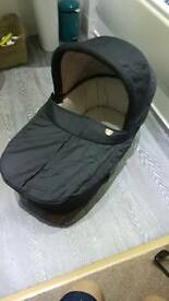 Mama and papas pushchair carry cot