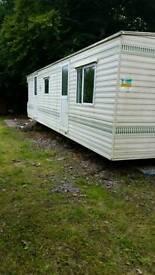 Residential caravan