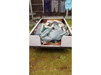 ex conway trailer tent