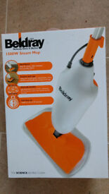Beldray Steam Mop