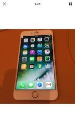 Apple iPhone 6S Plus - 128GB - Gold - (unlocked to all networks) - smartphone - like new