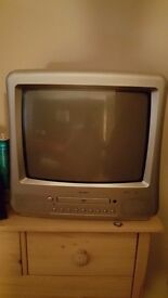 alba silver tv/DVD combi