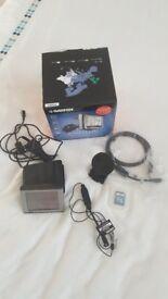 Garmin nüvi 310 Automotive GPS Receiver Satellite Navigation SAT NAV Space Grey