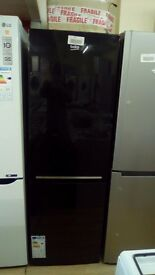 BEKO black Fridge Freezer slightly marked Ex display