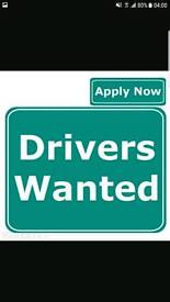 delivery driver required in rubery b45 9je