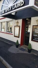 Part Time Chef/Cook required to join our kitchen team in a busy village pub