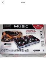 Hercules mp3 e2 Dj deck