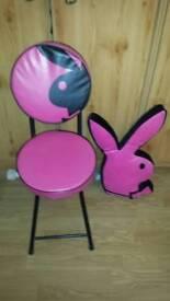 Play boy chair plus cushion