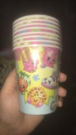 Shopkins Party Ware