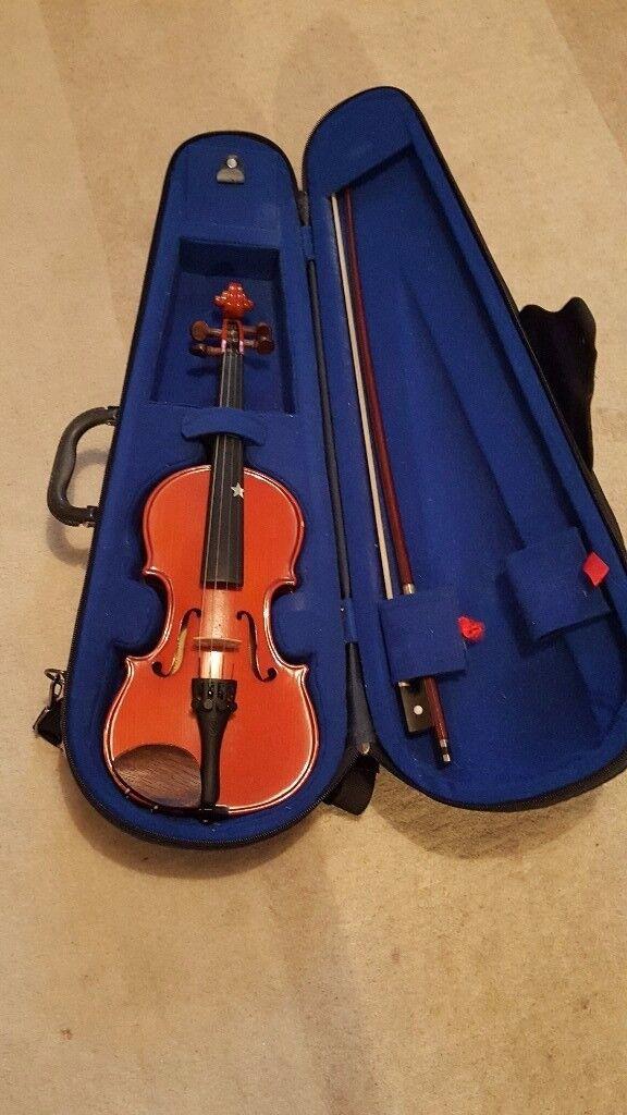 Violin 1/8 size