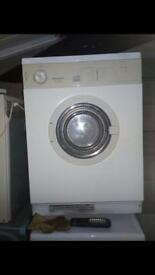 White Knight 6kg Vented sensordry Tumble dryer, free delivery in Hull area
