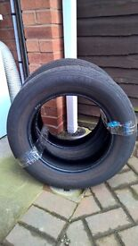 Tyres x2 185/65/R15 for sale