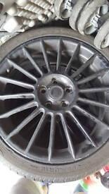Oz alloy wheels