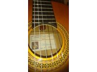 manuel rodriguez ff flamenco guitar