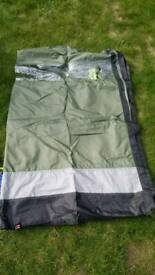 Outwell windscreen/windbreaker