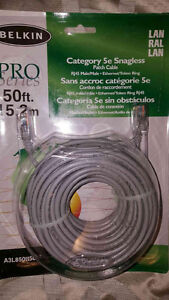 Belkin patch Cable 50 feet New