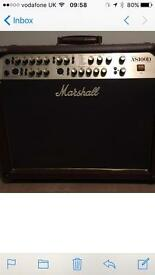 Marshall Acoustic Amp AS100D