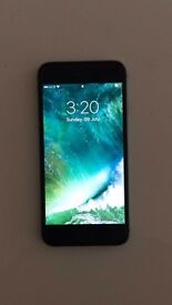 Iphone 6 unlocked silver 16gb good condition