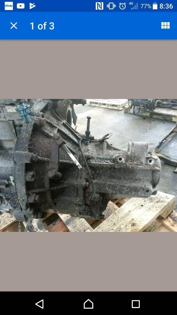 2005 mgtf mg tf 1.6 1.8 gearbox gear box