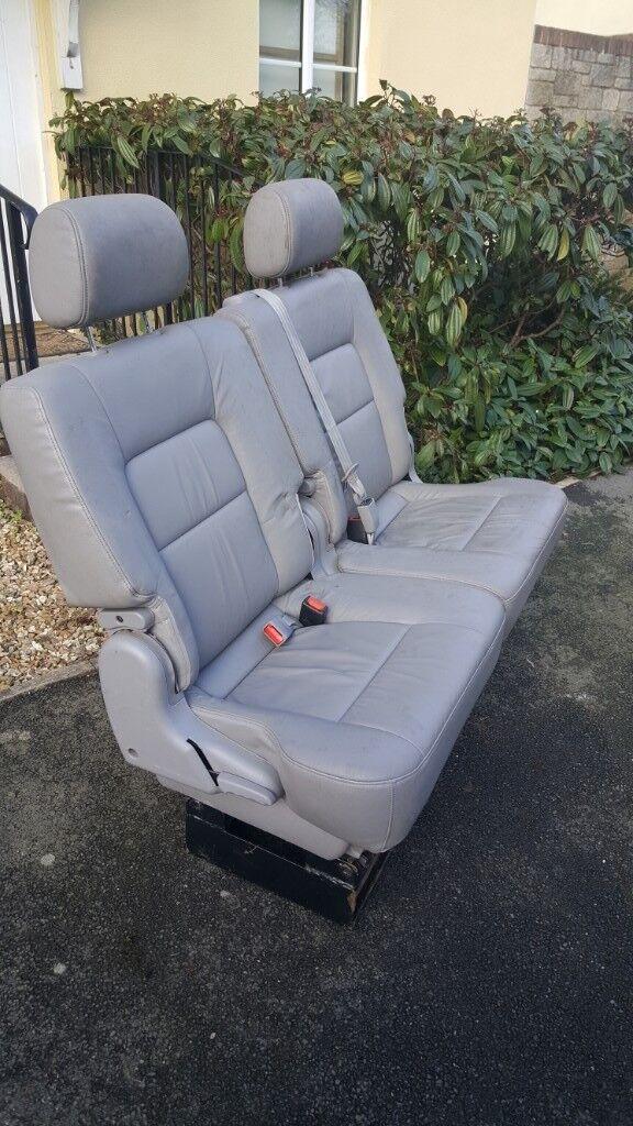 351ecc7fa2 Rear removable fold up van seats for camper