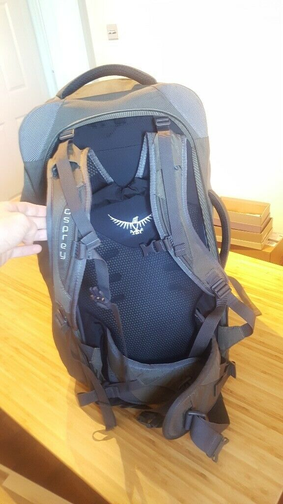 cfcc4e1bad Osprey fairview backpack 70L - 57L backpack plus 13L daypack that zips onto  the backpack. Women s