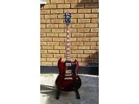 Vintage VS6 SG Electric Guitar like Gibson SG
